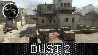 Как менялся de_dust 2 в CS:GO