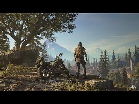 Days Gone — Новая игра с открытым миром и выживание! Геймплей 10 минут! E3 2016 HD