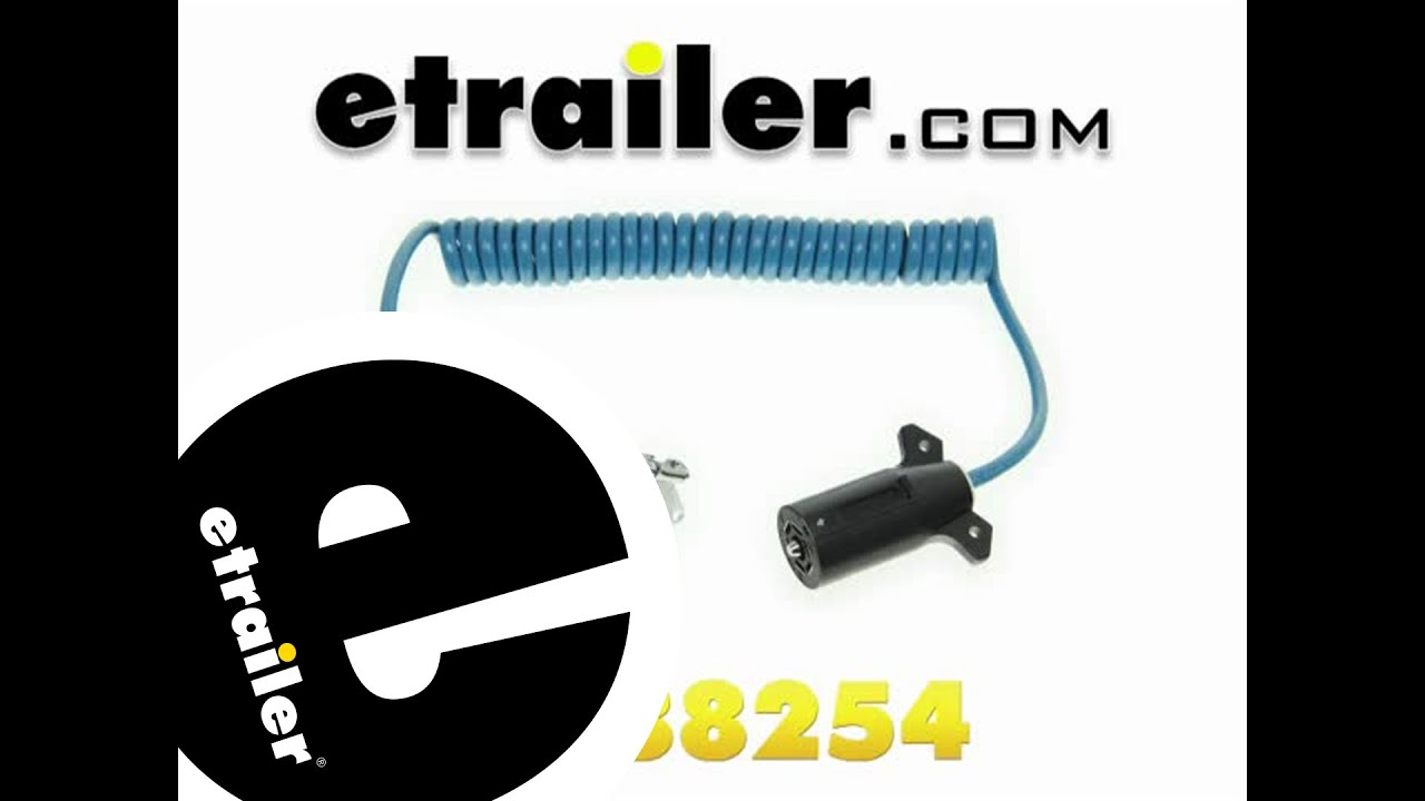 review of the blue ox 7 to 4 wire coiled electrical cord review of the blue ox 7 to 4 wire coiled electrical cord etrailer com