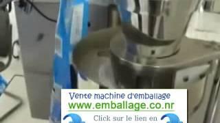 Vente Importation machine à emballage sous vide Maroc