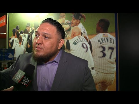 Never ask Samoa Joe what he's thinking: WWE Exclusive, Jan. 27, 2019