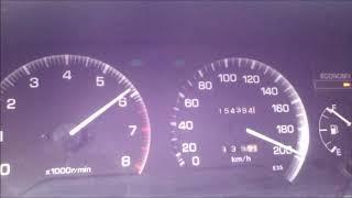 toyota corolla 1991 top speed #meterdown