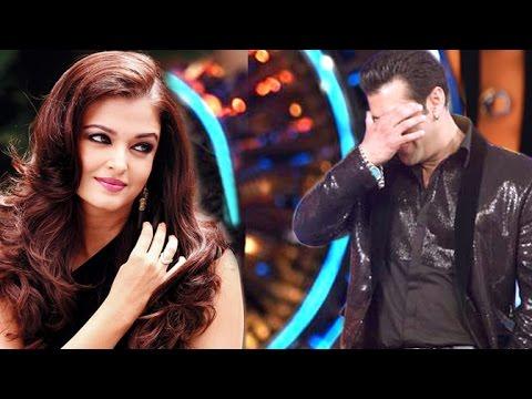 Emotional Salman Khan Misses Ex-Girlfriend Aishwarya Rai On Bigg Boss 9