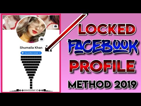 How To Locked Facebook Profile Simple Trick  RB TECH  