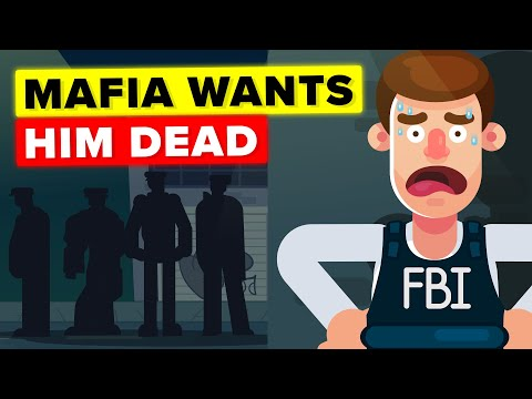 The FBI Agent The Mafia Wants Dead - Donnie Brasco (True Story)