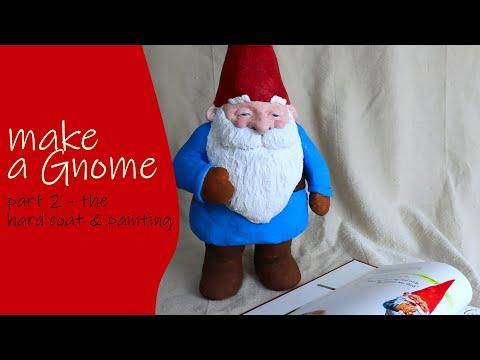 Make a DIY Gnome - Part 2