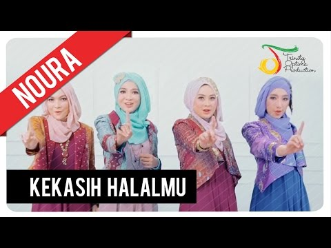 Noura - Kekasih Halalmu (The Only One) | Video Lirik