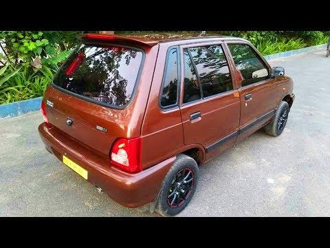 New Maruti Suzuki 800 2018 || Maruti Suzuki 800 Modified Superb || CAR CARE TIPS ||