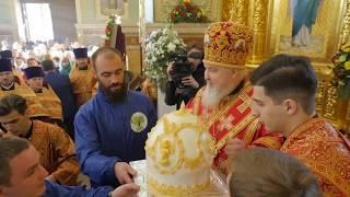 Поздравили митрополита Ставропольского и Невинномысского Кирилла со светлым праздником Пасхи