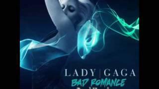 Lady Gaga - Bad Romance BACKWARDS