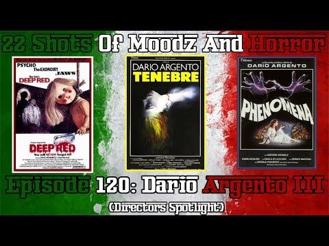 Podcast: Ep. 120 | Dario Argento III (Directors Spotlight)