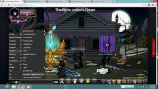 How to unmute yourself in AQW
