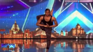 Will the Judges bend over backwards for Bonetics? | Britain\'s Got Talent