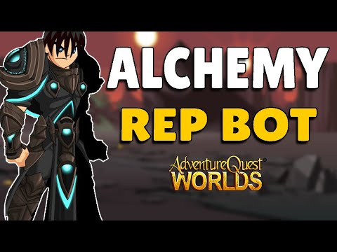 AQW - Alchemy