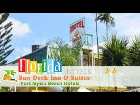 Sun Deck Inn & Suites - Fort Myers Beach Hotels, Florida