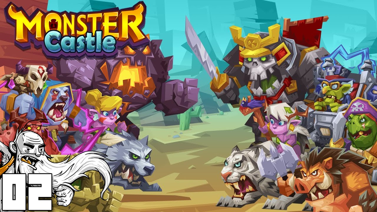 Monster Castle telecharger gratuit sans verification humaine
