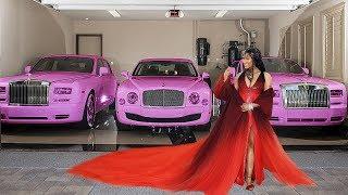 The Rich Life Of Nicki Minaj ★ 2018