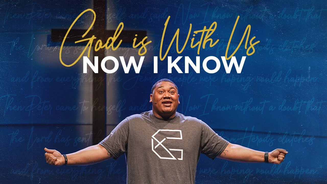 Now I Know   Pastor Aaron Moore   Concord Church