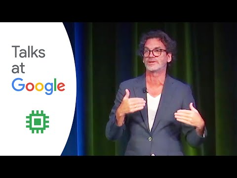 "David Edwards' Google Talk​, ""Creating Things that Matter"" (presented on October 23, 2018)"