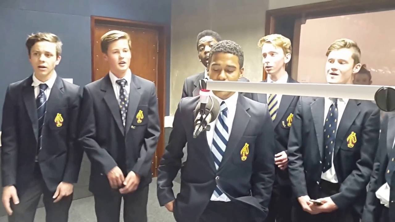 Bishops Acapella Group: Simply Blue