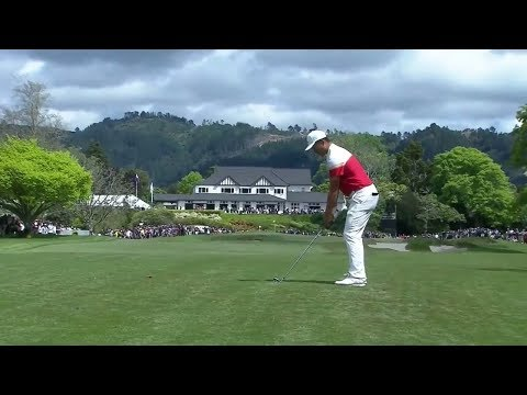 2017 Asia-Pacific Men's Amateur Championship Highlights