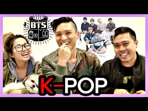 ASIANS REACT TO KPOPFOR THE FIRST TIME (BTS)