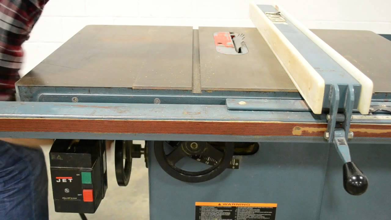 Jet jtas 10 1 10 table saw how not to cut wood on table for 10 jet table saw