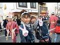 秩父夜祭「平成29年・皇紀2677年」宵宮。 の動画、YouTube動画。