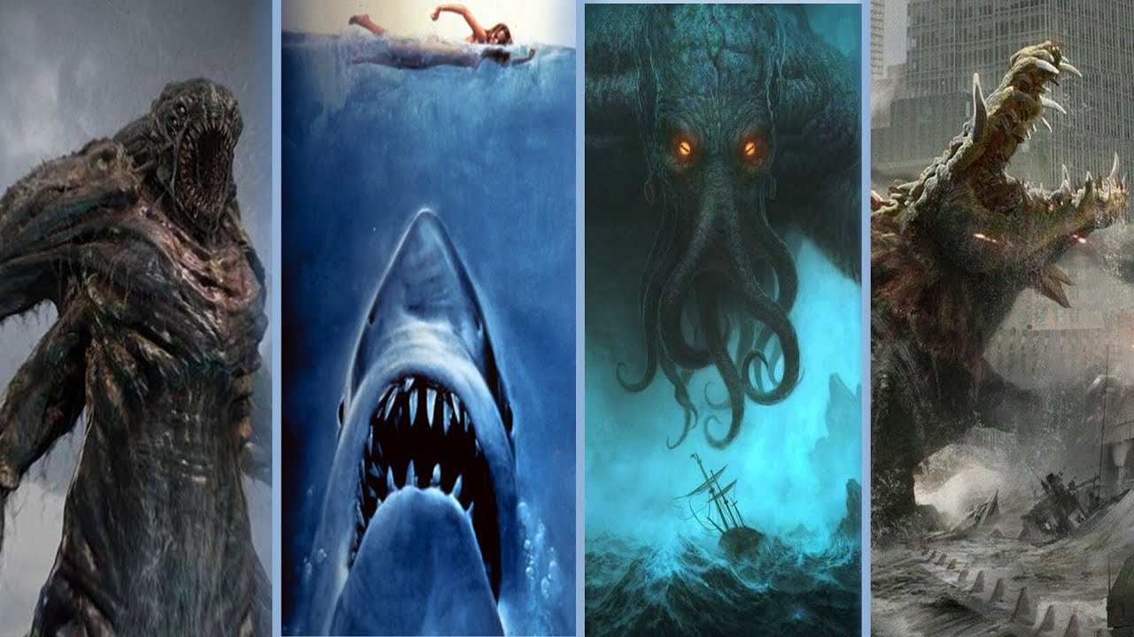 Download Top 10 Largest Sea Monsters in Movies