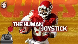 That Time Dante Hall Dazzled the NFL as the Human Joystick  | NFL Vault Stories