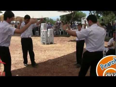 Bozkır Yazdamı Ekibi ve Yaylalı Pınarcık 2012 Yılı Şenliğinde Coşturuyor
