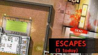 When everything goes right in my prison 🥴 - Prison Architect (Part 4)