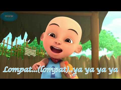 Senam Sehat Gembira Versi Upin Ipin PLus Lirik Anak SD TK PAUD dan PLAYGROUP