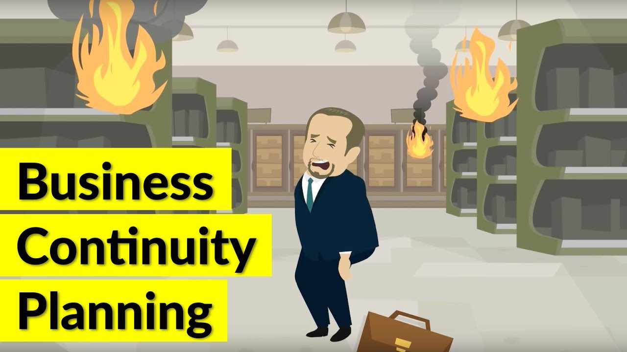 Business Continuity Planning YouTube – Business Continuity Plan