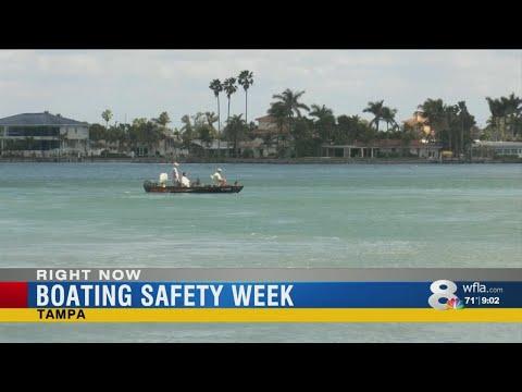 National Boat Safety Week