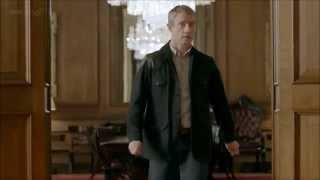 Шерлок и Джон в Букингенском дворце