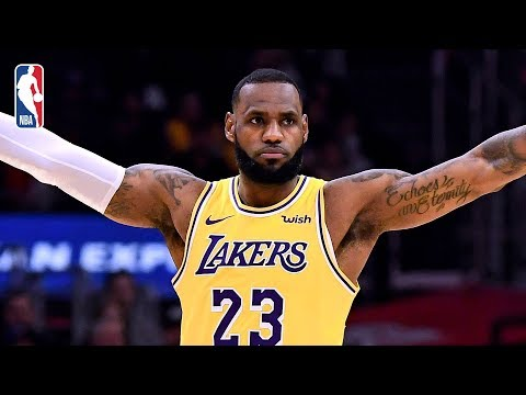 Full Game Recap: Lakers vs Clippers | LeBron Returns To Action