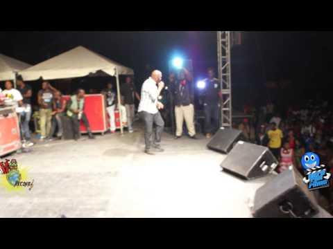 West Kingston Jamboree - George Nooks - Dec 07, 2014 - Pure Fun Films