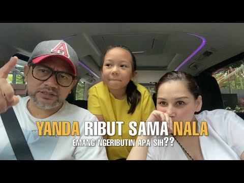 APA SIH YANG DIRIBUTIN  YANDA SAMA NALA ?? | MIC (Mona Indra Channel)