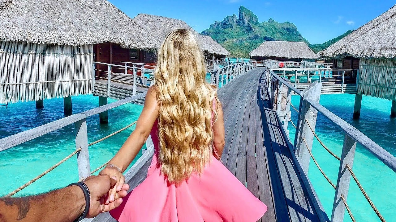 Bora bora moorea das wahre paradies four seasons for What to buy in bora bora