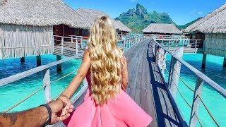 BORA BORA 🌺 & MOOREA 🐬 Das wahre Paradies 🐠 Four Seasons Bora Bora & Sofitel Moorea🌴