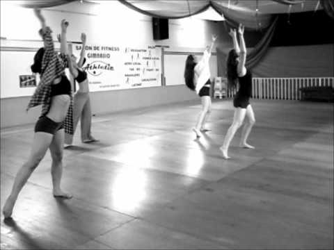 coreografia Turning Tables -(rehearsal)