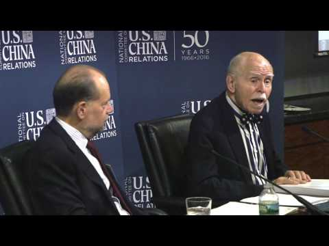 Jerome Cohen: Working Toward Peace in the South China Sea