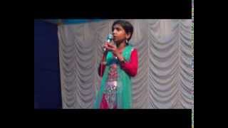 Song by Nafiya Rasak (Kannam Thumbi Poramo)