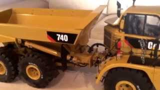 Wedico CAT 740 RC dumper review