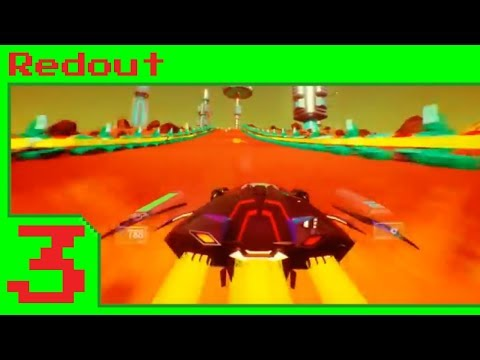 Let's Play Redout (3)[Chaos Core] - I am really quite |