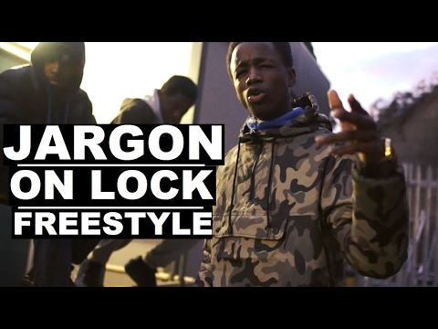 Jargon (West London) - On Lock Freestyle [@Jargon_2K] Grime Report Tv