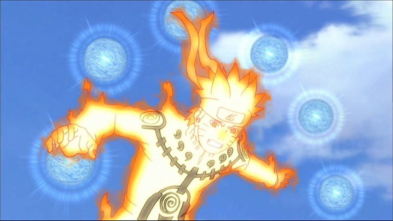 Naruto Shippuden Episode 320 -- Saving the young fighters! Review/Preview!