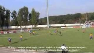 Bramka na 3 - 1 w meczu Piast Gliwice - Arka Gdynia
