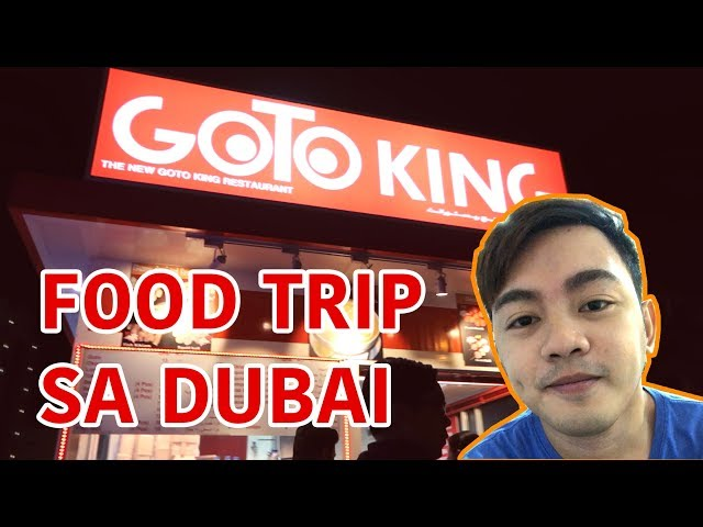 Goto King in Dubai   Rigga, Dubai   OFW Vlog   Pinoy Vlog   Dubai Vlog   Lance   LifeVlog